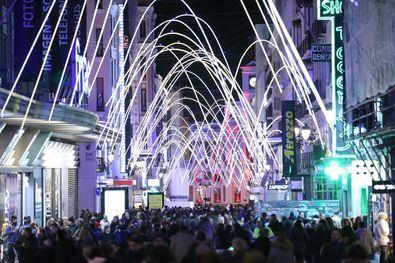 Ya es Navidad en Madrid
