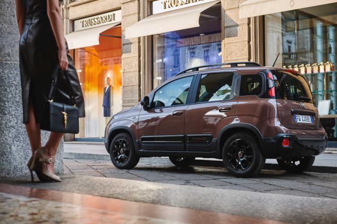Fiat Panda Trussardi, el primer 'Panda de lujo', ya está a la venta