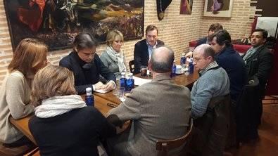 Aguirre echa un capote a los hosteleros de Ventas