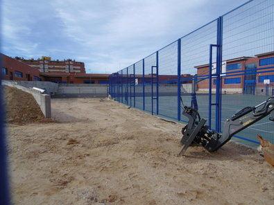 El Cortes de Cádiz se queda con el gimnasio empantanado