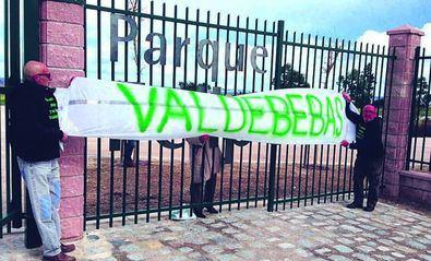 La Junta de Gobierno aprueba borrar el nombre del rey de Valdebebas