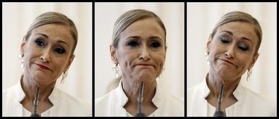 ¿Quién dijo qué sobre la dimisión de Cristina Cifuentes?