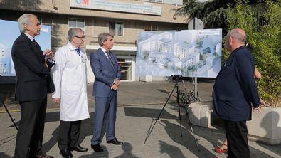 Cuarenta millones para la reforma del hospital Gregorio Marañón