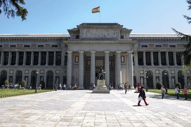Haciendo hucha para el Prado