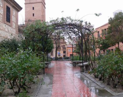 El alcalde republicano de Barajas Manuel Jiménez tendrá jardines