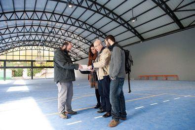 En un par de semanas, Salamanca 'estrena' pistas