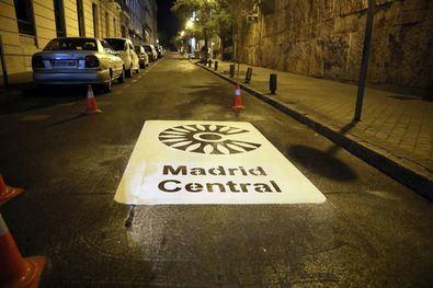 Ciudadanos pide datos sobre el efecto Madrid Central en Chamberí