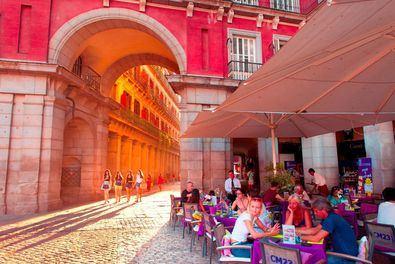Madrid, destino de negocios y de ocio