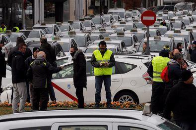Así será el nuevo reglamento del taxi