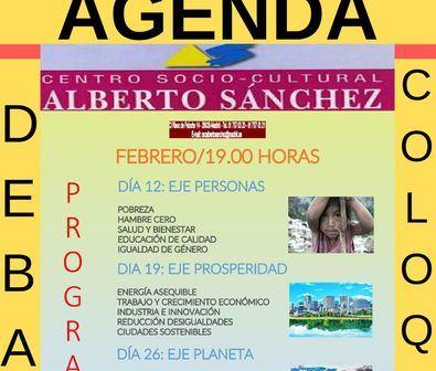 La Agenda 2030, a debate en Vallecas todos los martes de febrero