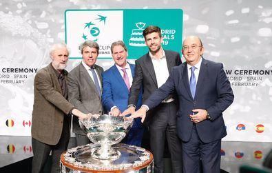 Madrid, epicentro mundial del tenis