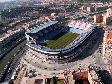 Así será el desmantelamiento del Vicente Calderón