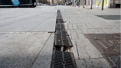 """La """"abandonada"""" avenida de Felipe II"""