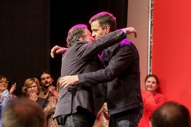 Tras imponerse en las primarias, Pepu Hernández será el candidato socialista a la Alcaldía de Madrid.