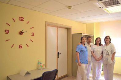 El Hospital Príncipe de Asturias, nuevo Banco de Leche Materna