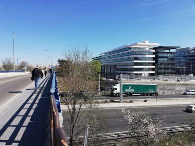Las nuevas oficinas albergarán a unos 3.000 empleados, que se suman al resto que ya colmata la Vía de los Poblados