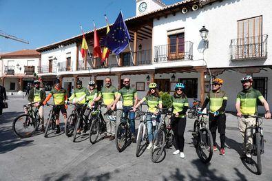 Se pone en marcha la asociación de cicloturismo Ciclamadrid