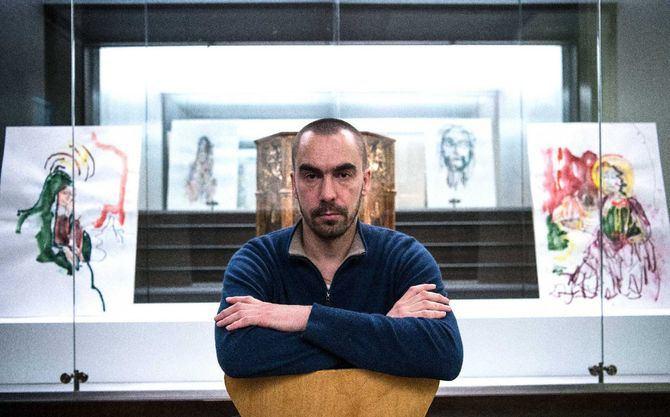 El Museo Lázaro Galdiano ha prorrogado hasta el 5 de mayo de la exposición 'Guillaume Bruère: dibujos en el museo', abierta al público desde el pasado 7 de febrero, ante la gran acogida por parte del público, con más de 8.000 visitantes.