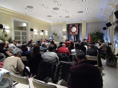 Último Pleno de la legislatura en Hortaleza