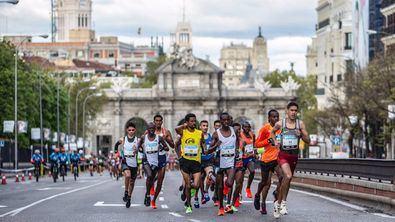 Así será el Maratón de Madrid 2019