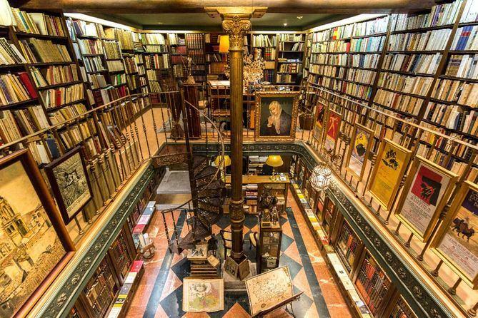 Librería Miguel Miranda.