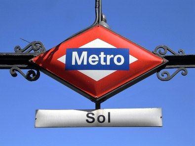 Parada de Metro de Sol