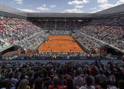 Empieza el Open Tenis en la Caja Mágica