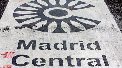 Llegan las multas a Madrid Central