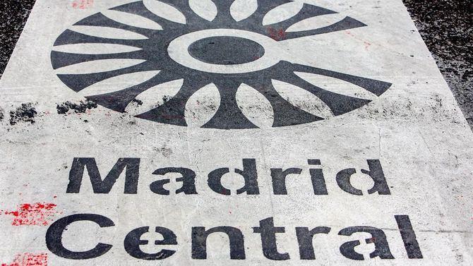 Ya ha comenzado a sancionarse con multas las infracciones en Madrid.