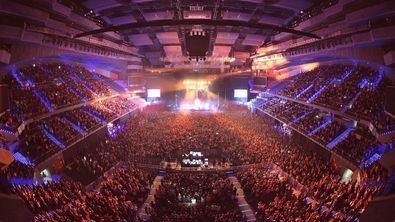 Por primera vez, Madrid supera a Barcelona en facturación por venta de entradas para conciertos de música en directo.