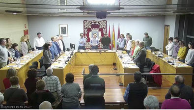 El Pleno respalda la petición del Calvo Sotelo