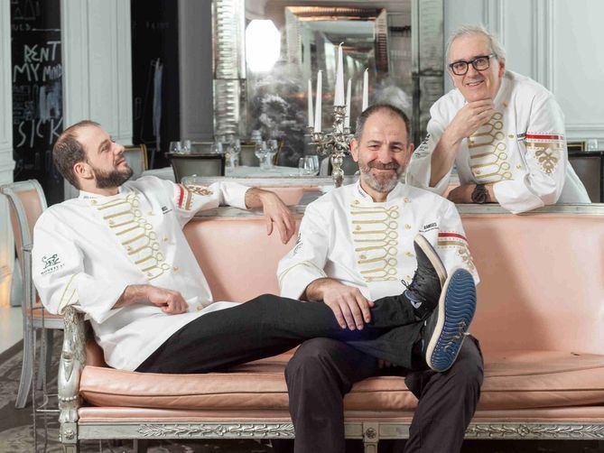Ramses incorpora la asesoria Arzak Instructions a su propuesta gastronómica.