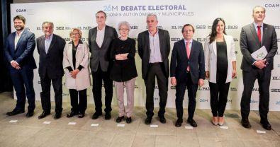 Consulta los programas electorales para Hortaleza