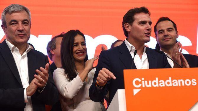 ¿Quién ha sacado más votos en el distrito de Retiro? ¿Rivera, Garicano, Villacís o Aguado?