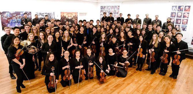 New York Youth Symphony.