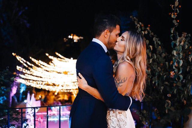 La boda de ensueño de Verónica Costa 'Vikika', la 'influencer Fit' número uno de España, con Javier Menéndez