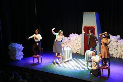 Ciudad Lineal se 'llena' de teatro este sábado