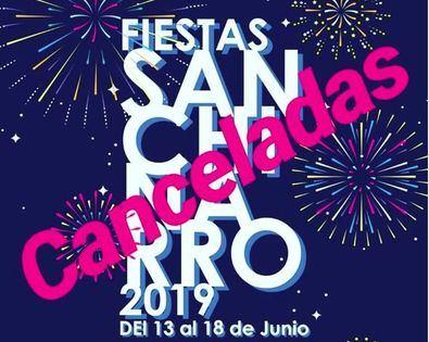 Suspendidas las Fiestas de Sanchinarro este fin de semana
