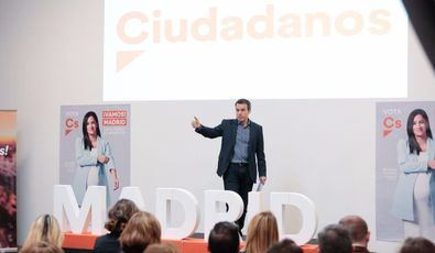 Nuevo concejal 'naranja' en la Junta de Hortaleza