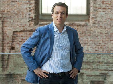 Santiago Saura, número 2 de Ciudadanos en las listas de Begoña Villacís, es el nuevo presidente de la Junta Municipal de Retiro.