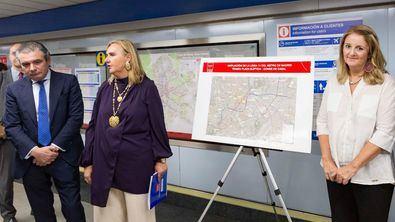 El Metro crece por el sur