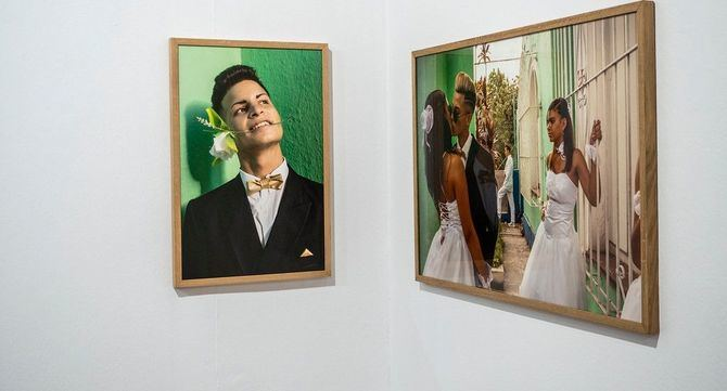 Markosian permite conocer la Cuba de hoy a través de la fotografía urbana.