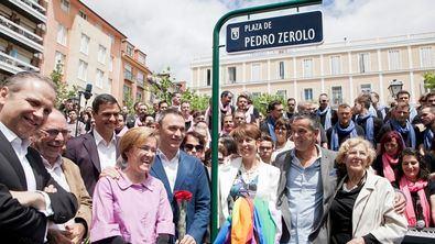 La reforma de la plaza de Pedro Zerolo tendrá que esperar.