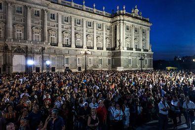 El evento 'Bailar en la Calle', en un instante de su anterior edición.