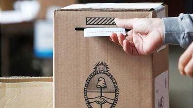 Una de las urnas utilizadas en anteriores elecciones generales.