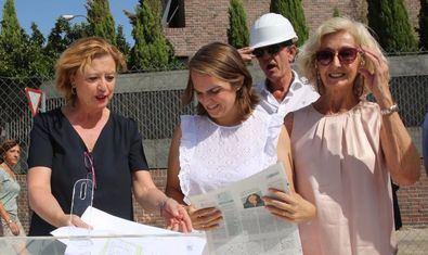 Loreto Sordo, al frente de la Junta de Usera en lugar de Fanjul