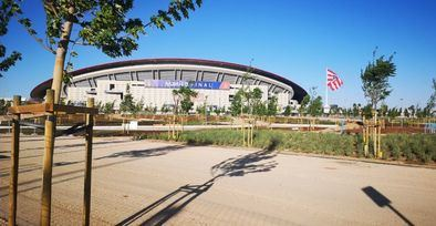 El Wanda Metropolitano se renueva