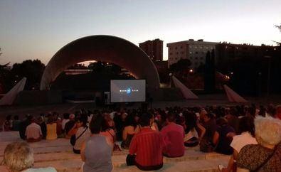 Cine de verano en el auditorio Pilar García Peña.