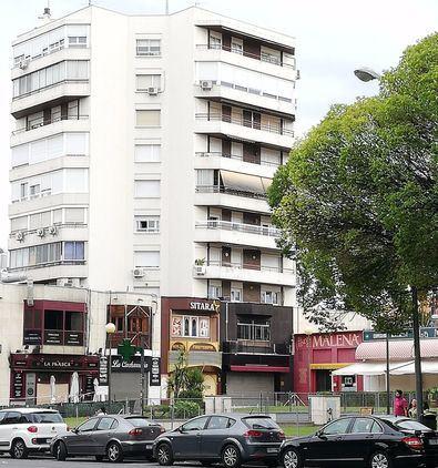 En la carretera de Canillas 144 se concentran varios restaurantes.