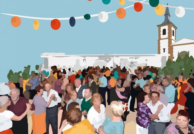 Las fiestas de Aravaca 'llenan' de propuestas para toda la familia el fin de semana.